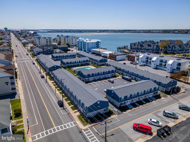 1208 Edgewater Avenue #13, OCEAN CITY, MD 21842 (#MDWO121990) :: ExecuHome Realty