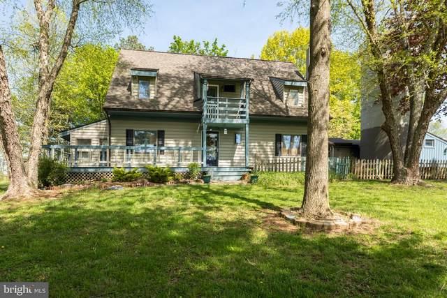 418 Buffalo Marsh Road, MIDDLETOWN, VA 22645 (#VAFV163700) :: Crossman & Co. Real Estate
