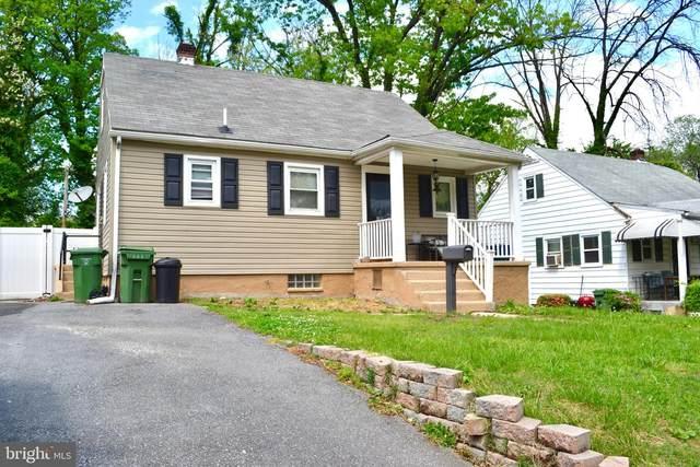 2804 Woodland Avenue, BALTIMORE, MD 21215 (MLS #MDBA548502) :: Parikh Real Estate