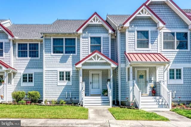 9723 Village Lane 9712D, OCEAN CITY, MD 21842 (#MDWO121992) :: Dart Homes