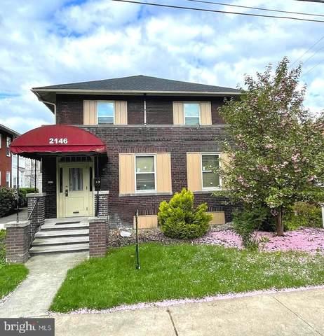 2146 N 2ND Street, HARRISBURG, PA 17110 (#PADA132624) :: LoCoMusings