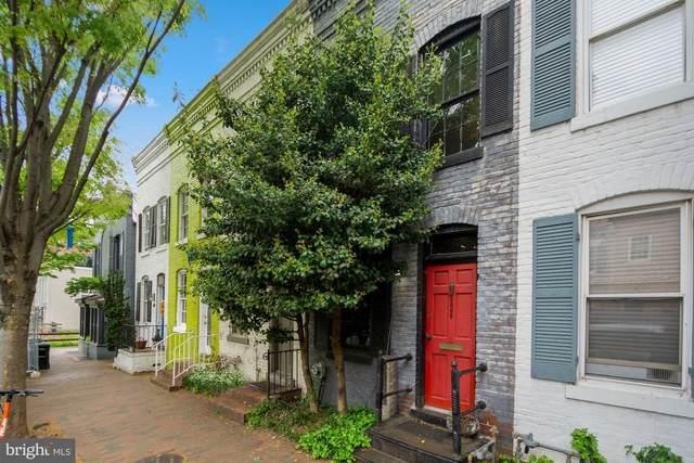 1066 Thomas Jefferson Street NW, WASHINGTON, DC 20007 (#DCDC518800) :: Advance Realty Bel Air, Inc