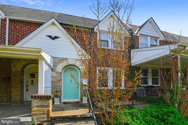 6843 Dunbar Road, BALTIMORE, MD 21222 (#MDBC526890) :: Blackwell Real Estate