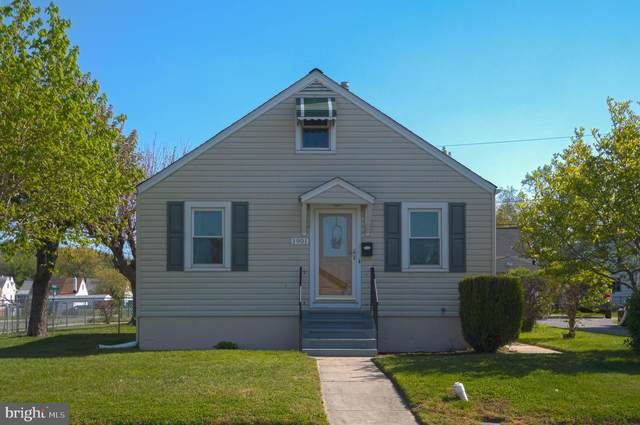 1901 Walnut Avenue, BALTIMORE, MD 21222 (#MDBC526892) :: Corner House Realty