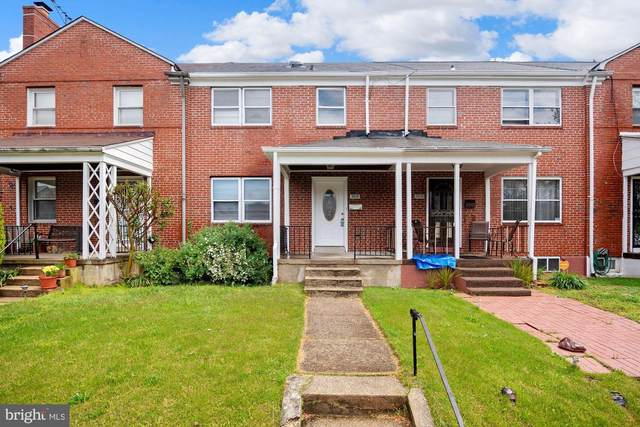 2018 Winford Road, BALTIMORE, MD 21239 (#MDBA548528) :: Ultimate Selling Team
