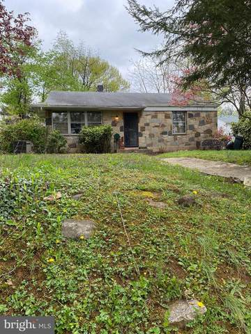 722 Greenwood Road, BALTIMORE, MD 21208 (#MDBC526910) :: ExecuHome Realty