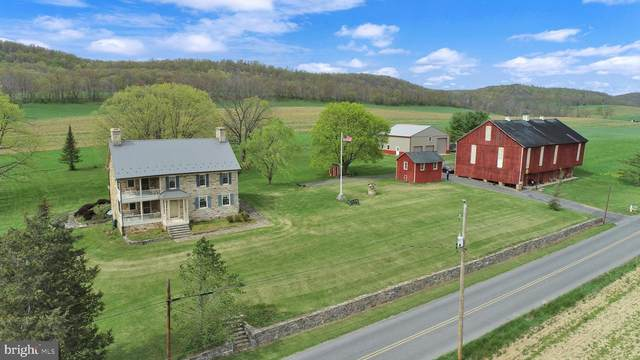 2935 Groninger Valley Road, MIFFLIN, PA 17058 (#PAJT101038) :: The Joy Daniels Real Estate Group