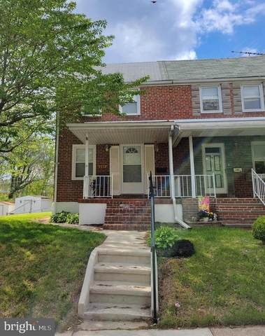 7112 Willowdale Avenue, BALTIMORE, MD 21206 (#MDBC526912) :: Sunrise Home Sales Team of Mackintosh Inc Realtors