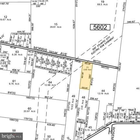 0 Morris Avenue, NEWFIELD, NJ 08344 (#NJGL274564) :: Colgan Real Estate
