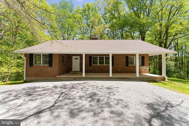 12261 Old Mill Road, MIDLAND, VA 22728 (#VAFQ170248) :: Colgan Real Estate