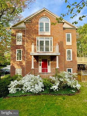 5451 Whitley Park Terrace Th-5, BETHESDA, MD 20814 (#MDMC755110) :: Jacobs & Co. Real Estate