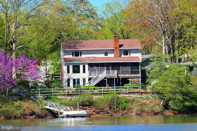 3101 Waterside Lane, ALEXANDRIA, VA 22309 (#VAFX1196388) :: Crews Real Estate