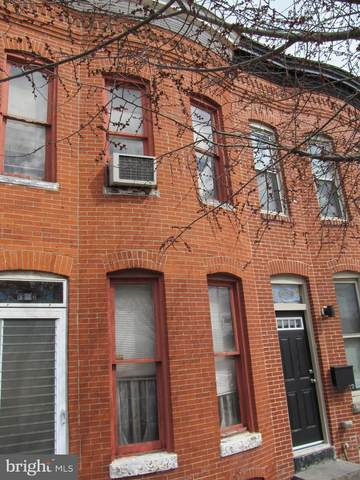 1340 E Fort Avenue, BALTIMORE, MD 21230 (#MDBA548588) :: Corner House Realty