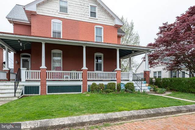 610 W 2ND Avenue, PARKESBURG, PA 19365 (#PACT534688) :: RE/MAX Main Line