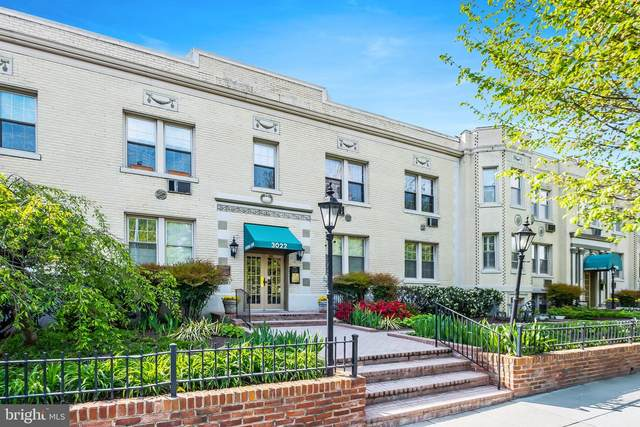 3022 Wisconsin Avenue NW #208, WASHINGTON, DC 20016 (#DCDC518850) :: ExecuHome Realty
