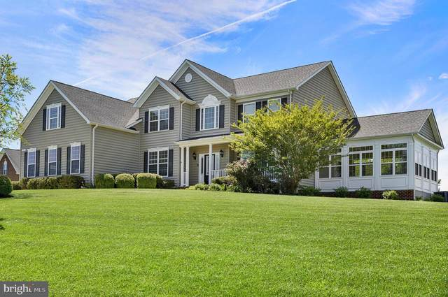 996 Falls Pointe Way, HUNTINGTOWN, MD 20639 (#MDCA182490) :: The Maryland Group of Long & Foster Real Estate