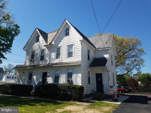 222 S Fairview Street, RIVERSIDE, NJ 08075 (MLS #NJBL396290) :: The Sikora Group