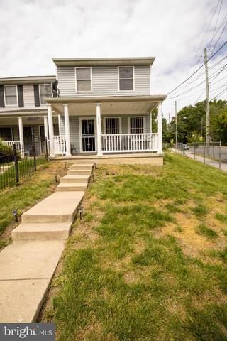 342 55TH Street NE, WASHINGTON, DC 20019 (#DCDC518856) :: Talbot Greenya Group