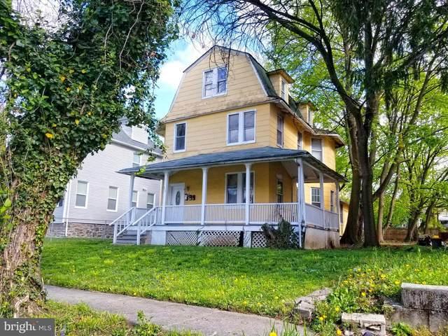 3004 Clifton Avenue, BALTIMORE, MD 21216 (#MDBA548596) :: Dart Homes