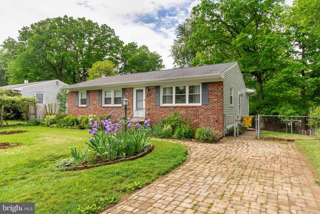 1115 Colony Ridge Road, ODENTON, MD 21113 (#MDAA466272) :: The Riffle Group of Keller Williams Select Realtors