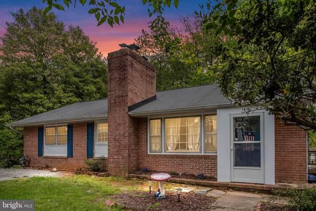 1416 Payne Street, FREDERICKSBURG, VA 22401 (#VAFB118988) :: The Riffle Group of Keller Williams Select Realtors