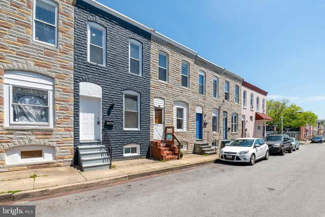 2711 Miles Avenue, BALTIMORE, MD 21211 (#MDBA548606) :: ExecuHome Realty