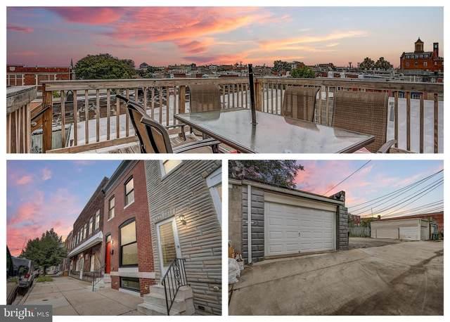 217 S Eaton Street, BALTIMORE, MD 21224 (#MDBA548608) :: Corner House Realty