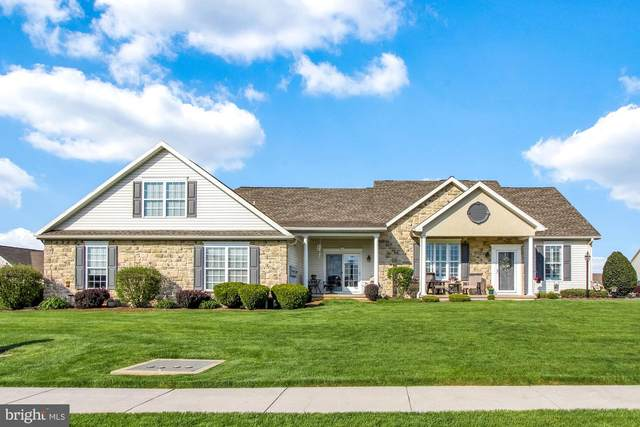 125 Mineral Drive, YORK, PA 17408 (#PAYK157190) :: Liz Hamberger Real Estate Team of KW Keystone Realty