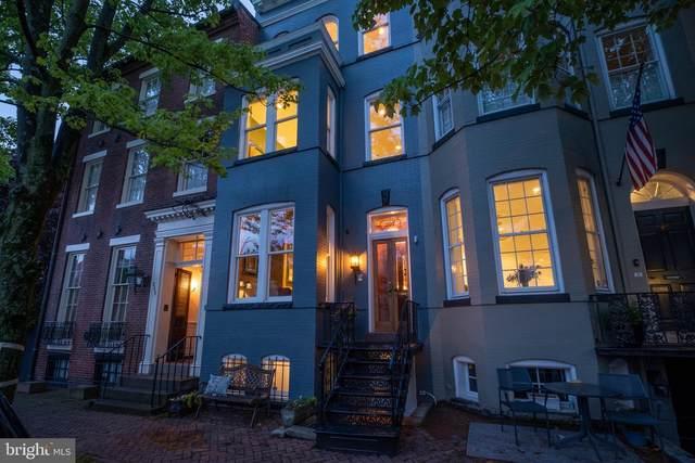 227 S Pitt Street, ALEXANDRIA, VA 22314 (#VAAX258944) :: Ram Bala Associates | Keller Williams Realty