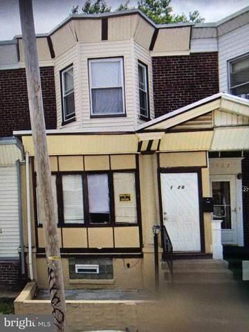 1620 W Louden Street, PHILADELPHIA, PA 19141 (#PAPH1010854) :: REMAX Horizons