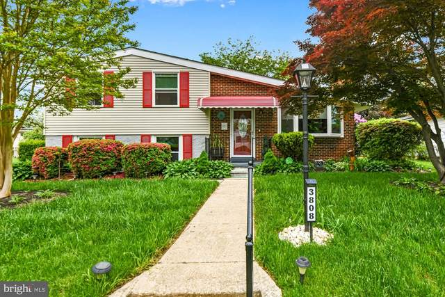 3808 Courtleigh Drive, RANDALLSTOWN, MD 21133 (#MDBC526986) :: Shawn Little Team of Garceau Realty