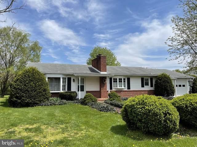 129 Belview Drive, MARTINSBURG, WV 25401 (#WVBE185550) :: McClain-Williamson Realty, LLC.