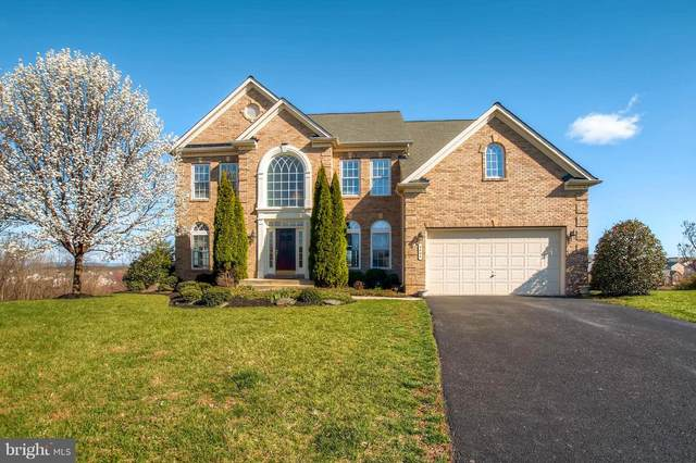 4004 Shafers Mill Court, FREDERICK, MD 21704 (#MDFR281444) :: ExecuHome Realty