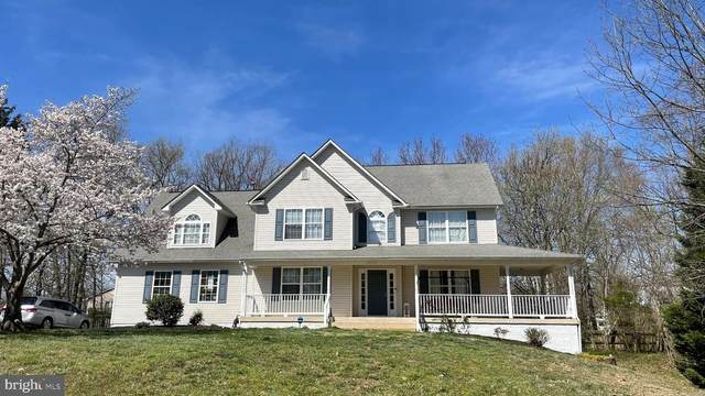 13006 Willow Point Drive, FREDERICKSBURG, VA 22408 (#VASP230914) :: Network Realty Group