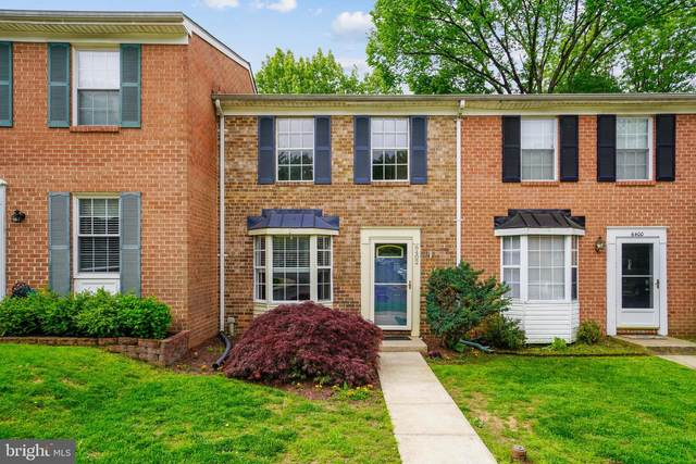 6402 Ducketts Lane 5-3, ELKRIDGE, MD 21075 (#MDHW293694) :: AJ Team Realty