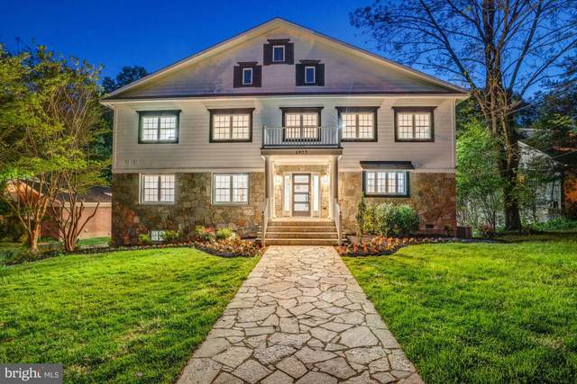 4902 Derussey Parkway, CHEVY CHASE, MD 20815 (#MDMC755220) :: Speicher Group of Long & Foster Real Estate
