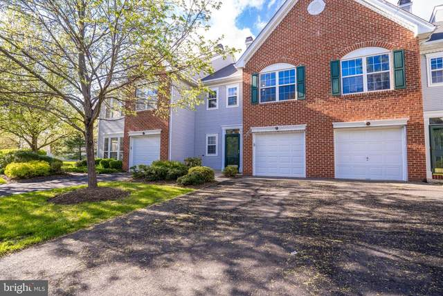 39 Knox Court, PLAINSBORO, NJ 08536 (#NJMX126518) :: Ramus Realty Group