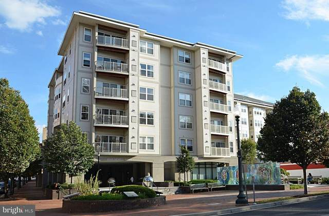 8045 Newell Street #422, SILVER SPRING, MD 20910 (#MDMC755228) :: Corner House Realty