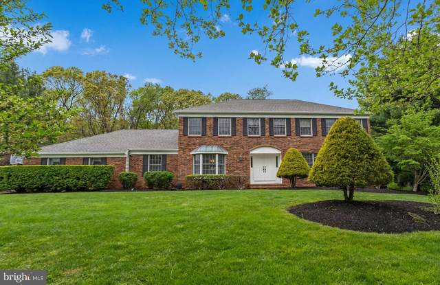5 Foxboro Court, PRINCETON JUNCTION, NJ 08550 (#NJME311478) :: LoCoMusings