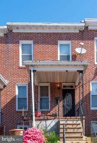 3212 Elmora Avenue, BALTIMORE, MD 21213 (#MDBA548656) :: Dart Homes