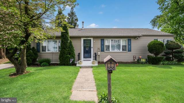 705 Fairview Avenue, BRISTOL, PA 19007 (#PABU525836) :: Keller Williams Real Estate