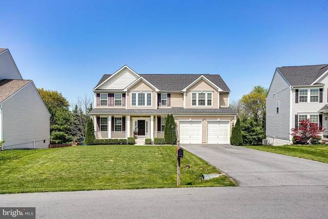 13963 Seneca Ridge Drive, HAGERSTOWN, MD 21740 (#MDWA179336) :: Integrity Home Team
