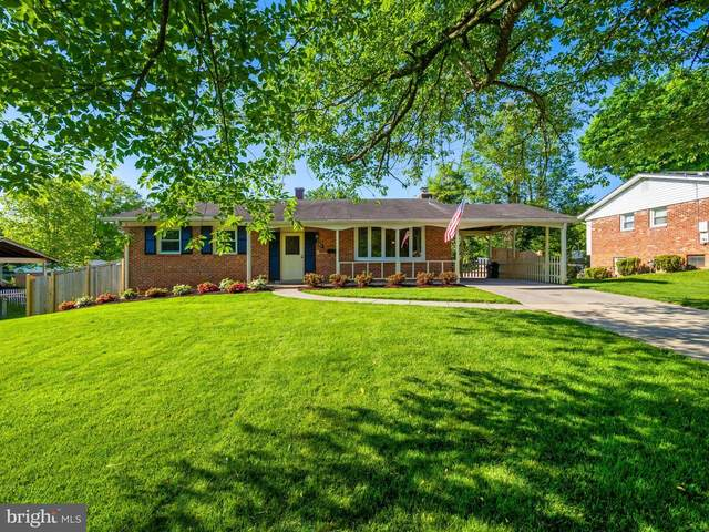 2704 Woodedge Road, SILVER SPRING, MD 20906 (#MDMC755258) :: The Riffle Group of Keller Williams Select Realtors