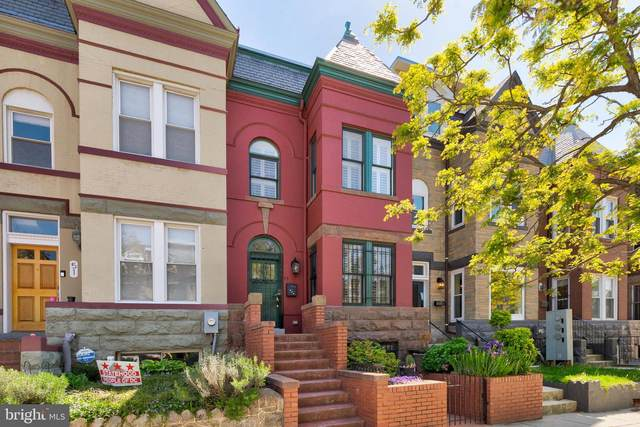 49 Q Street NE, WASHINGTON, DC 20002 (#DCDC518962) :: Ram Bala Associates | Keller Williams Realty