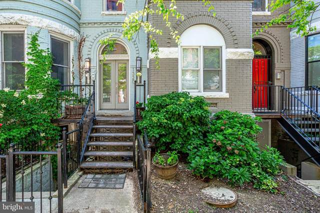 1320 W Street NW #2, WASHINGTON, DC 20009 (#DCDC518978) :: Bruce & Tanya and Associates