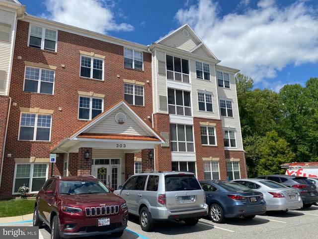 303 Tiree Court #204, ABINGDON, MD 21009 (#MDHR259246) :: ExecuHome Realty