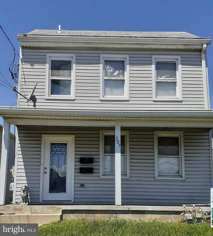 507 E Church Street, FREDERICK, MD 21701 (#MDFR281468) :: Dart Homes