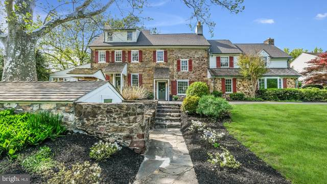 388 Highgate Drive, AMBLER, PA 19002 (#PAMC690910) :: RE/MAX Main Line