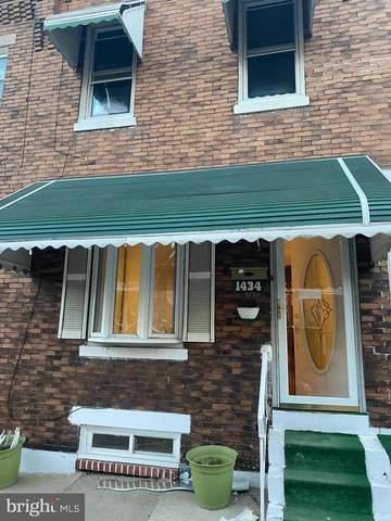 1434 S Paxon Street, PHILADELPHIA, PA 19143 (#PAPH1011062) :: REMAX Horizons