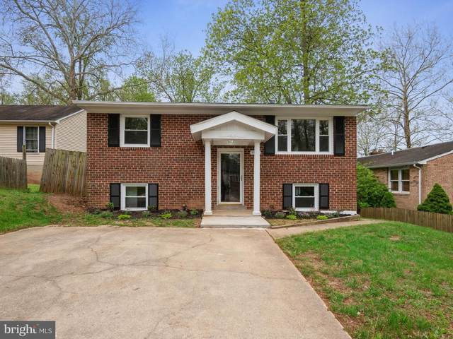 9921 Elm Street, LANHAM, MD 20706 (#MDPG604488) :: The Mike Coleman Team